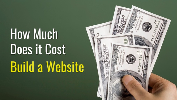 business website set up costs