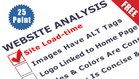 Website Analysis and audit
