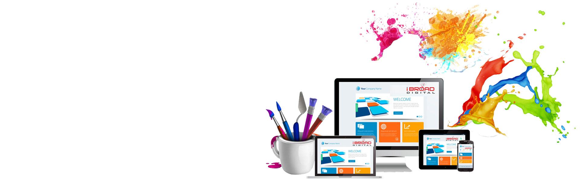 Website Design Enhanced Online Visibility
